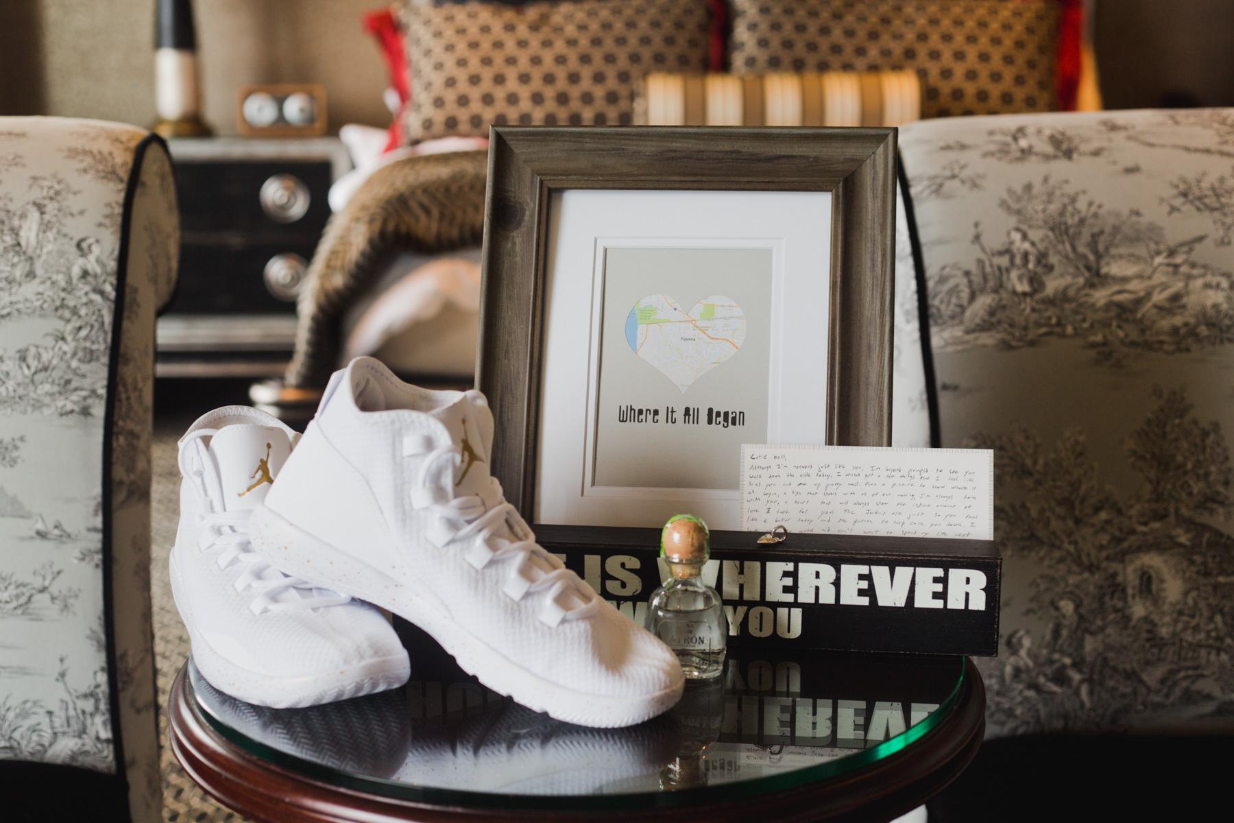 hotel marlowe wedding gifts