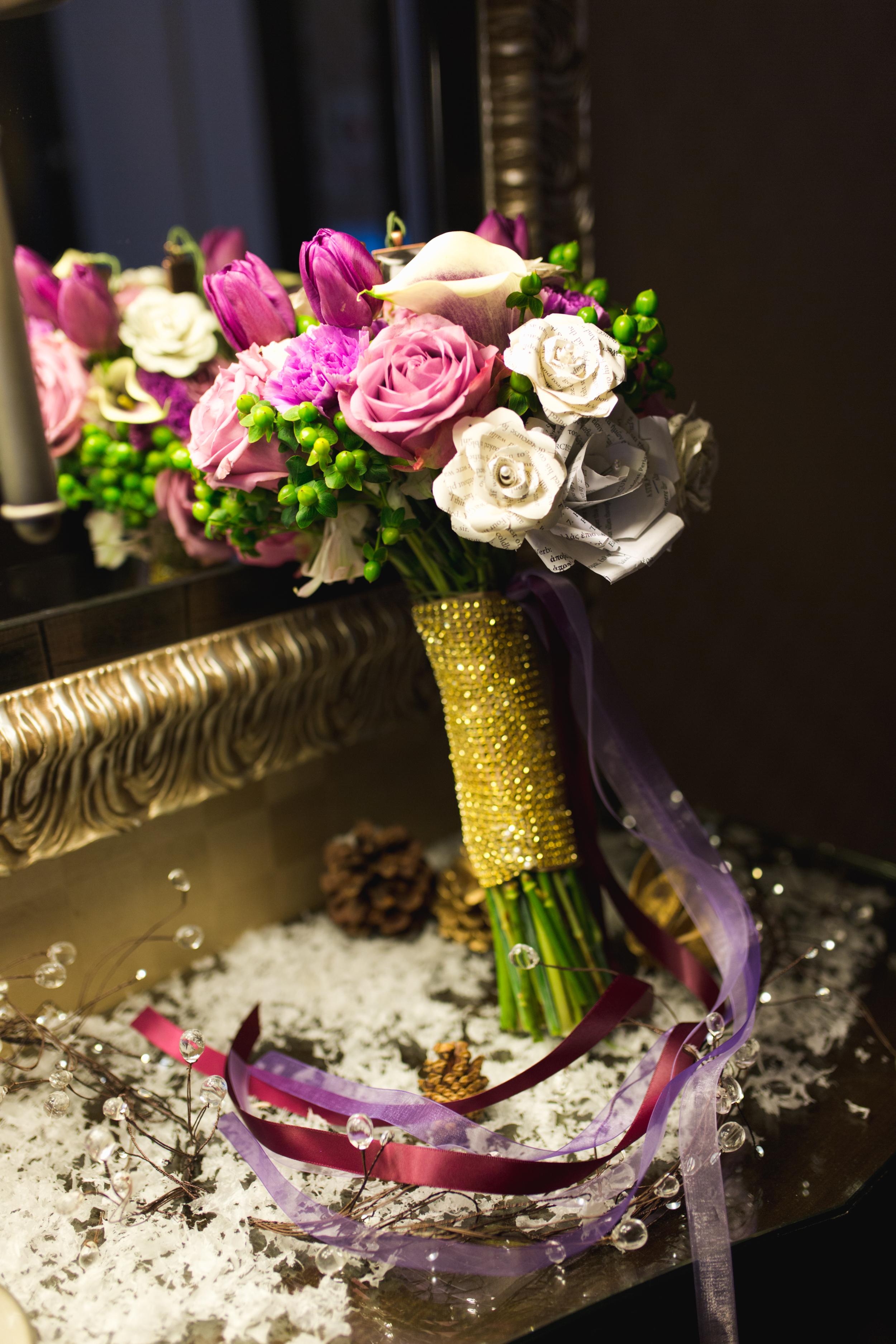 vintage-wedding-bouquet-details
