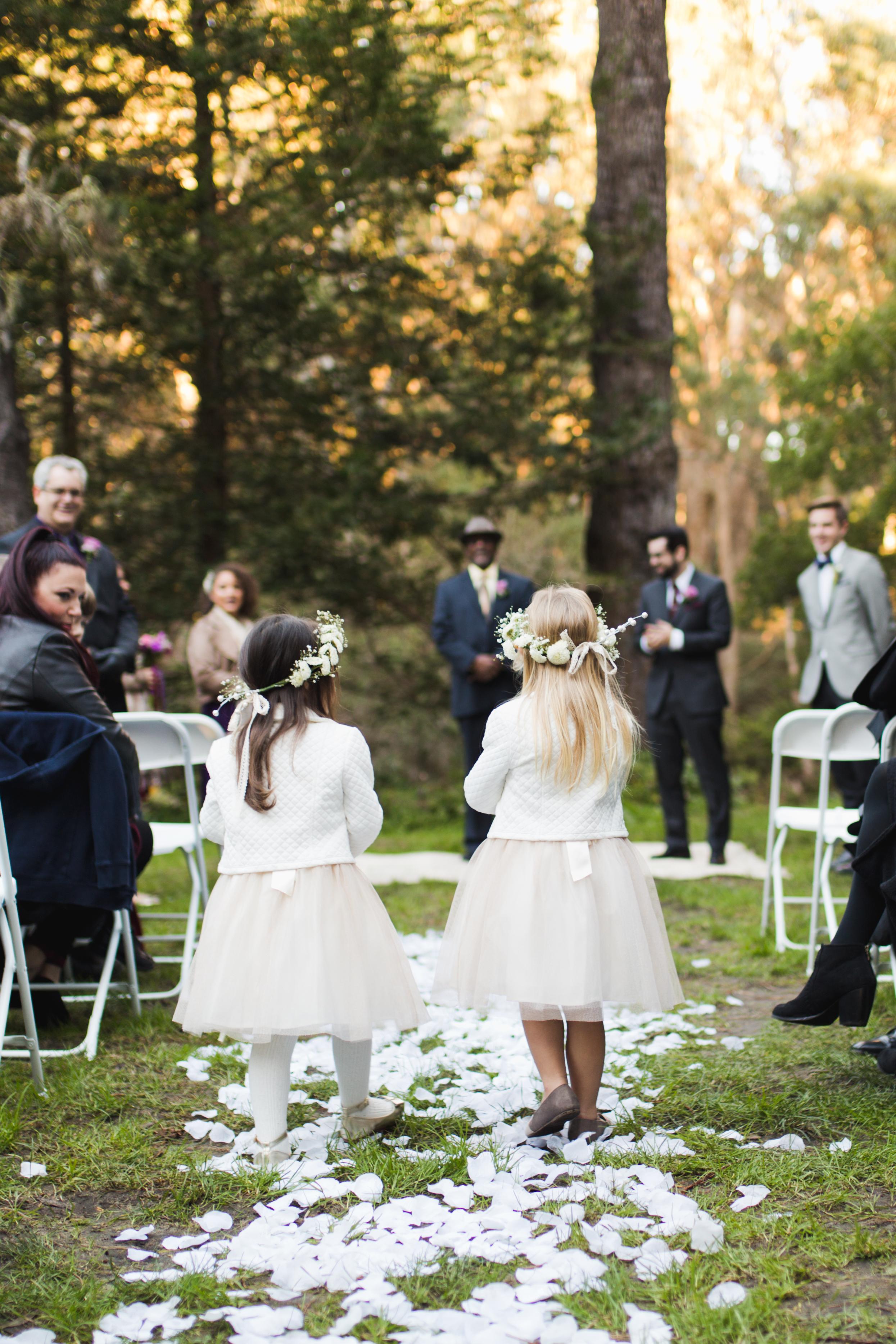 golden-gate-park-wedding-ceremony-flower-girls