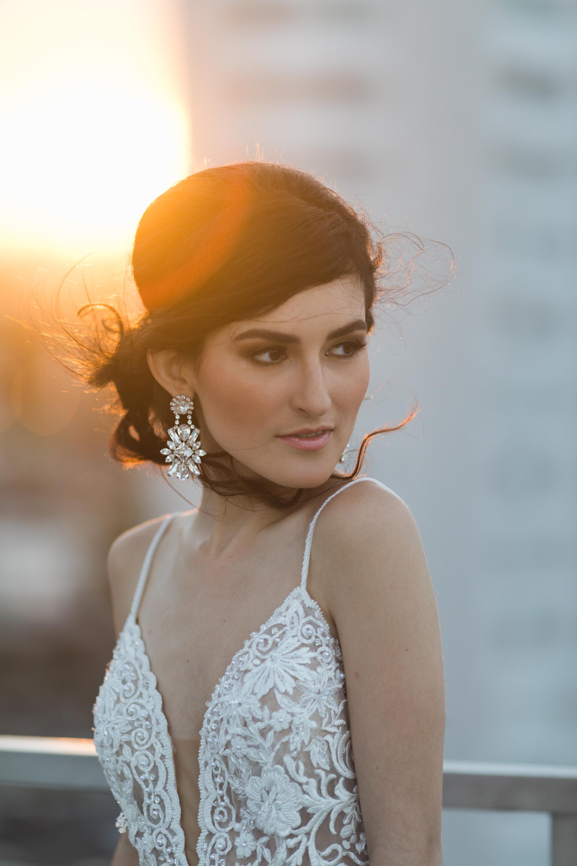 puerto rico bride sunset wedding