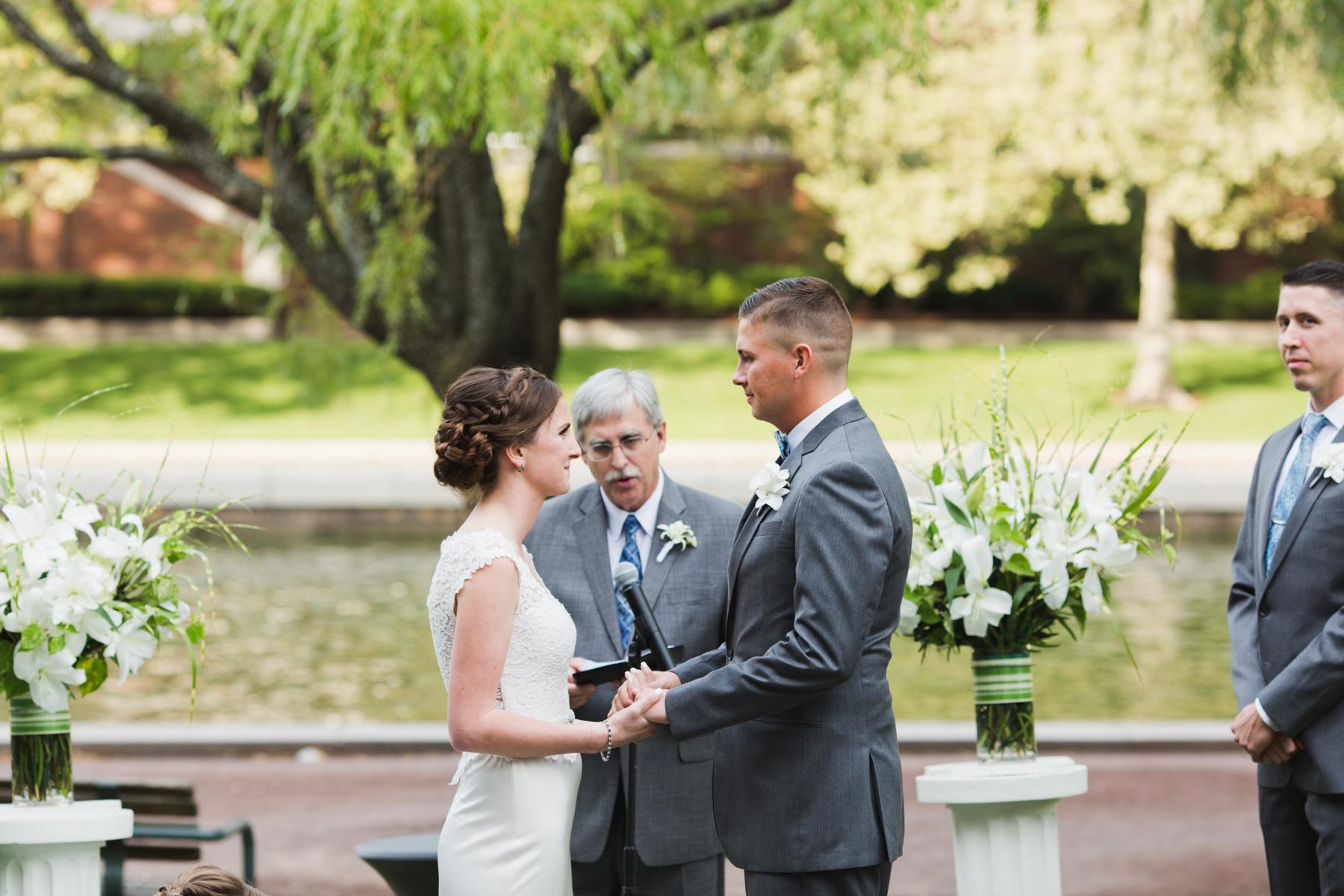 boston hotel marlowe wedding ceremony