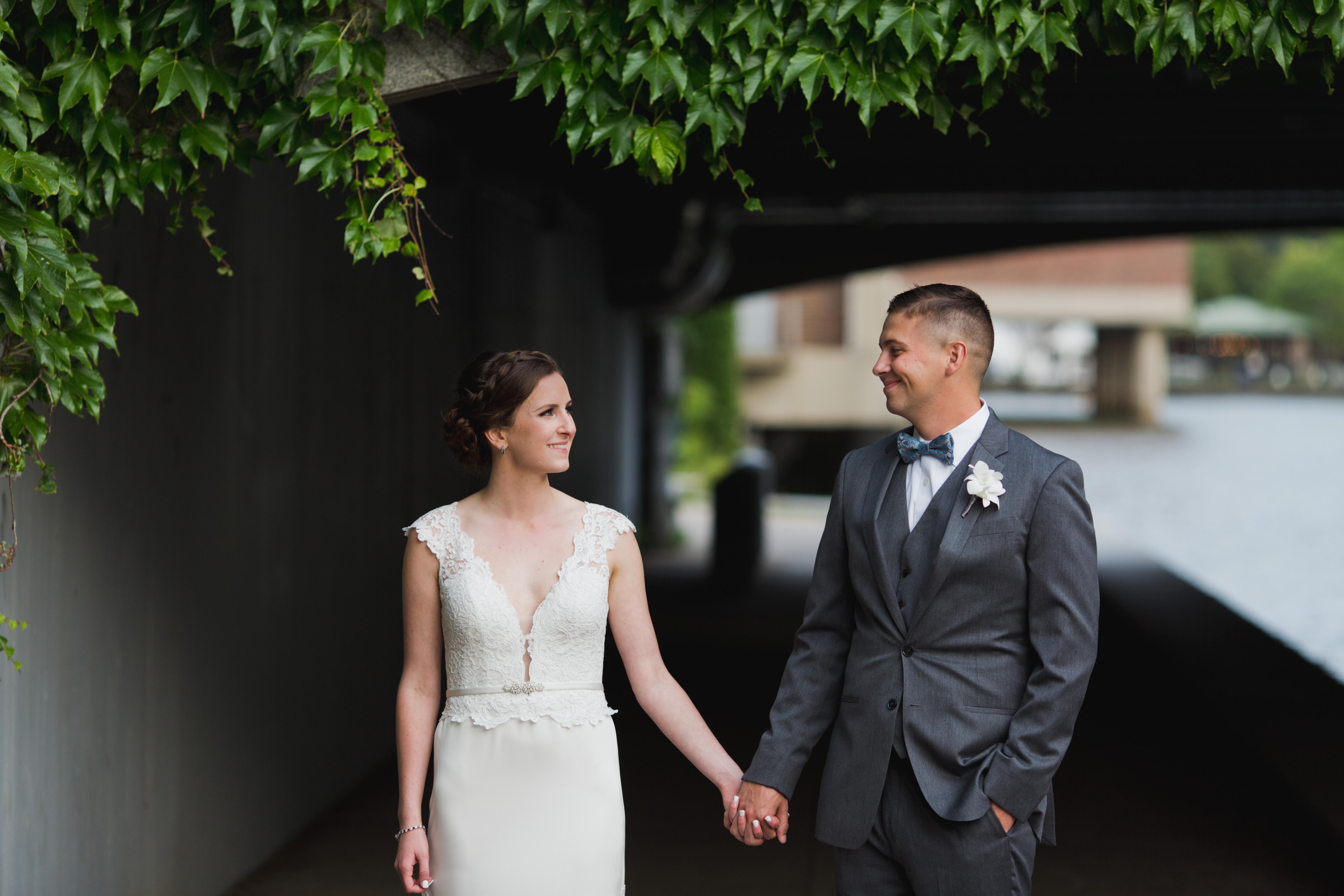 hotel marlowe wedding portrait