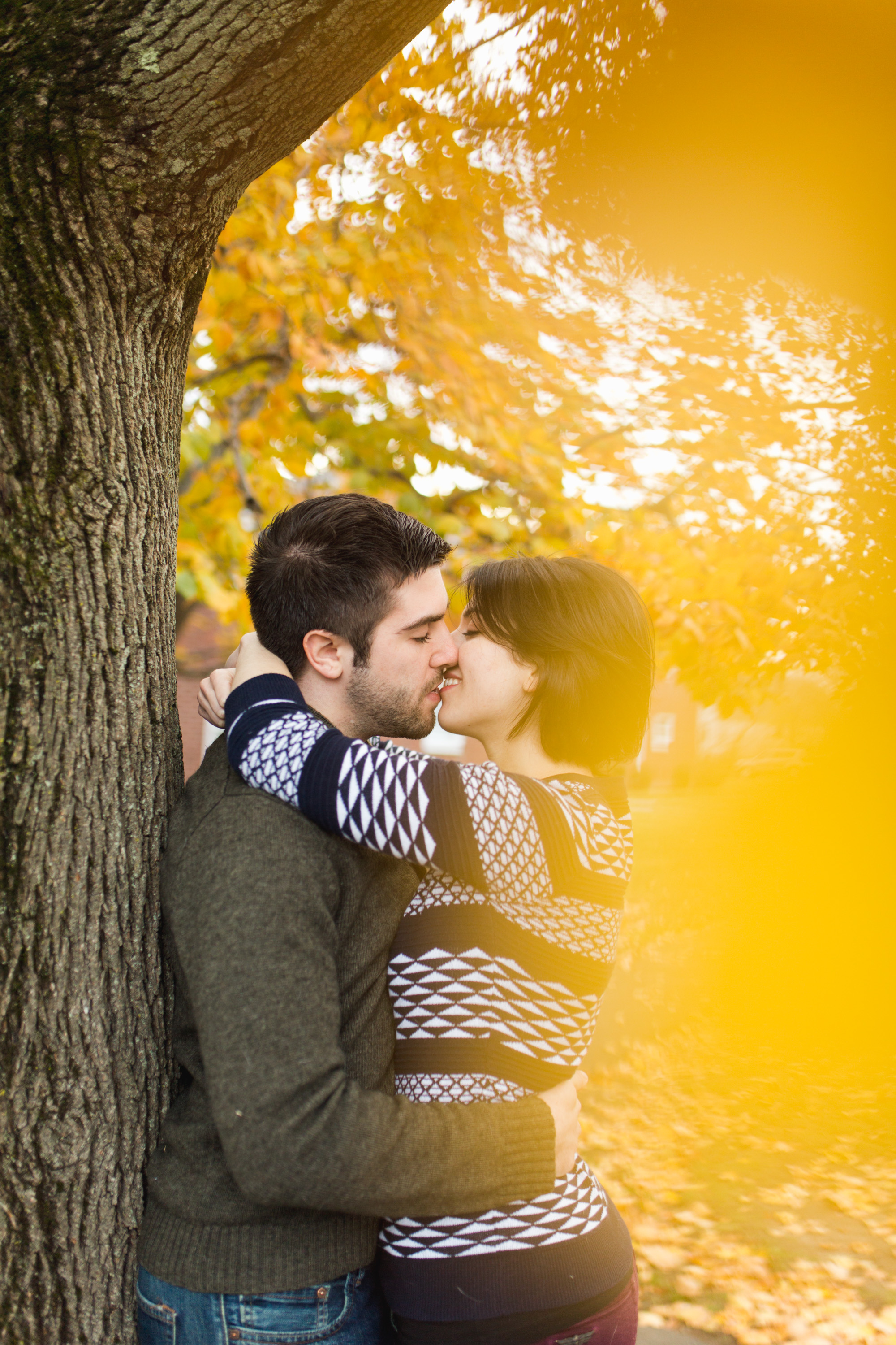 at-home-engagement-photos-fall