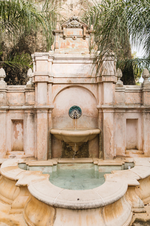 old san juan fountain