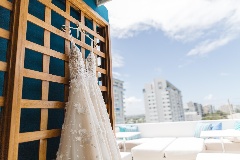 puerto rico wedding dress