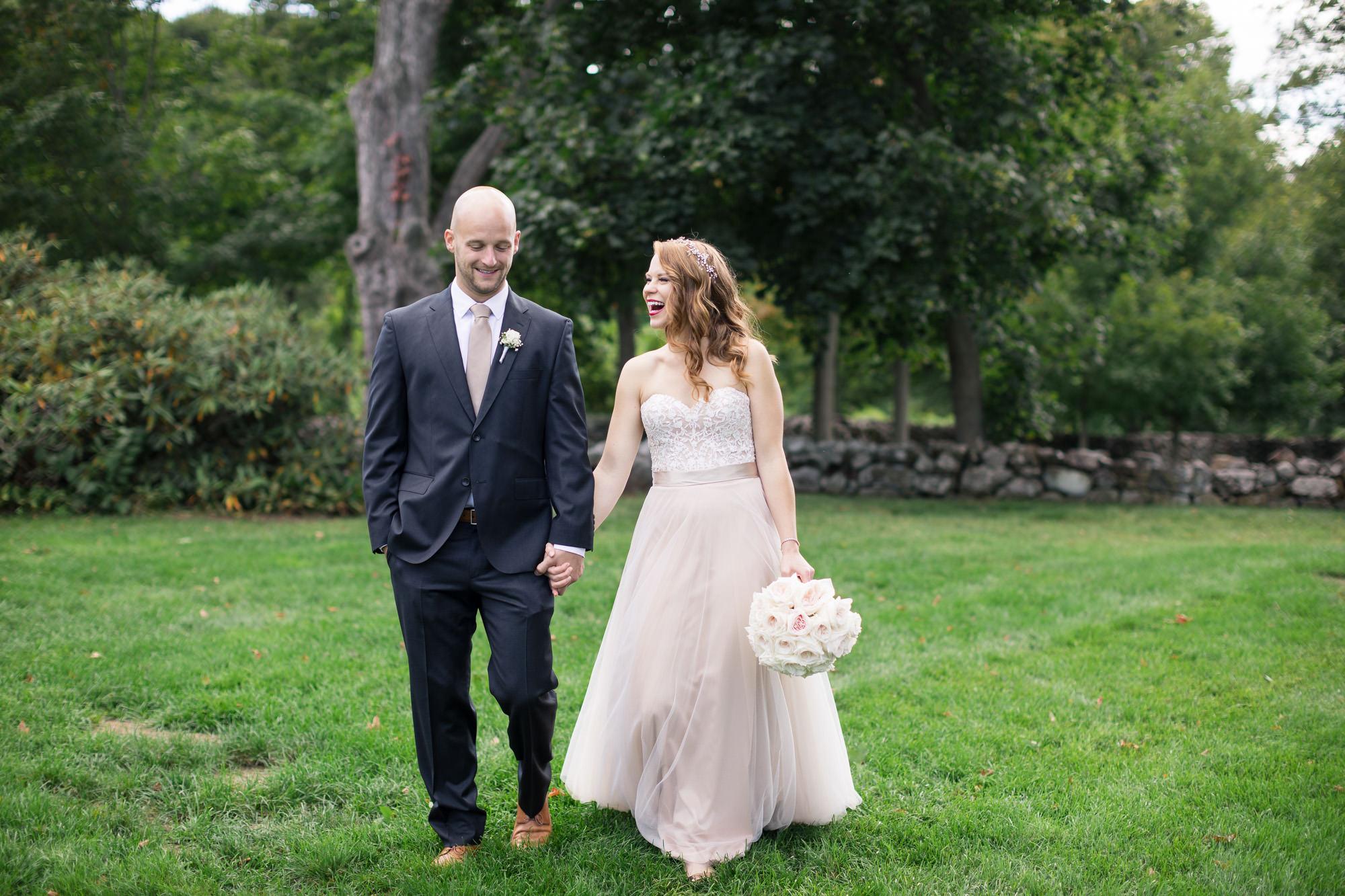 wedding couple hillstead