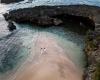 puerto rico drone wedding elopement