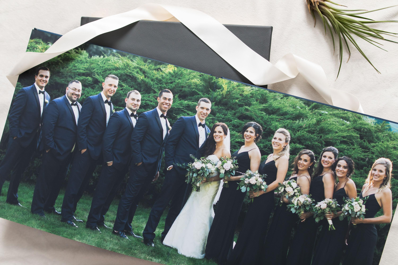 wedding albums chris and becca photography